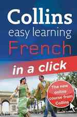 Collins Easy Learning French in a Click (Collins Easy Learning) (PAP/COM/PS)