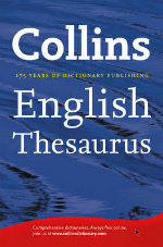 Collins English Paperback Thesaurus -- Paperback (6 Rev ed)