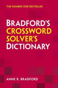Collins Bradford's Crossword Solver's Dictionary (9TH)