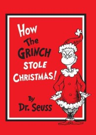 How the Grinch Stole Christmas! (Dr Seuss) (Gift)