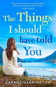 �N���b�N����ƁuThe Things I Should Have Told You�v�̏ڍ׏��y�[�W�ֈړ����܂�