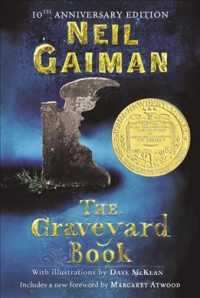 The Graveyard Book (Reprint)