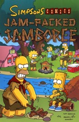 Simpson Comics : Jam-packed Jamboree (Simpson Comic)