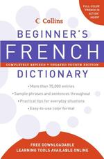 Collins Beginner's French Dictionary (4 BLG)