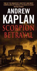 Scorpion Betrayal (Reprint)
