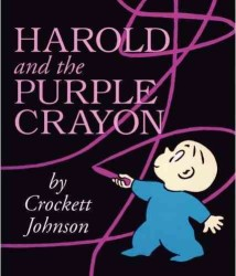 Harold and the Purple Crayon (BRDBK)