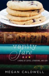�N���b�N����ƁuVanity Fare : A Novel of Lattes, Literature, and Love�v�̏ڍ׏��y�[�W�ֈړ����܂�