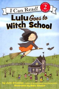 Lulu Goes to Witch School : Reillustrated Edition (I Can Read. Level 2) (Reprint)