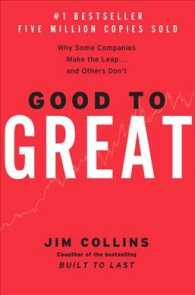 Good to Great : Why Some Companies Make the Leap... and Others Don&#039;t
