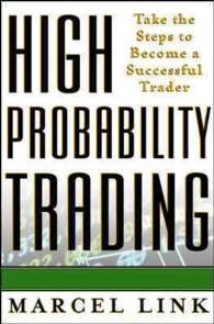 High-Probability Trading : Take the Steps to Become a Successful Trader