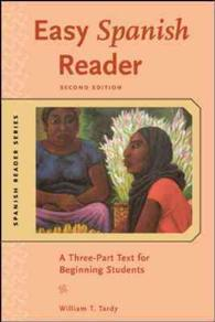 Easy Spanish Reader : A Three-Part Text for Beginning Students (Easy Language Readers) (2 SUB)