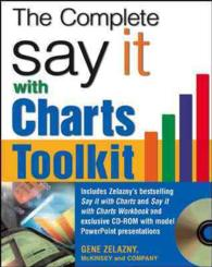The Say It with Charts Complete Toolkit (PAP/CDR)
