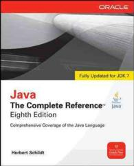 Java : The Complete Reference (Complete Reference Series) (8TH)