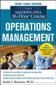 Operations Management (Mcgraw-hill 36 Hour Course)