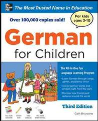 German for Children : For Kids Ages 3-10 (3 ACT PAP/)