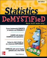 Statistics Demystified (Demystified) (2ND)