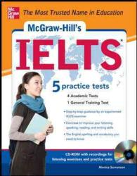 McGraw-Hill's IELTS (Mcgraw-hill's Ielts) (PAP/CDR)