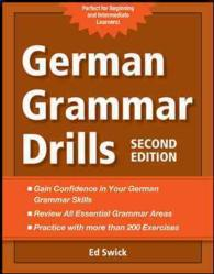 German Grammar Drills (2 BLG)