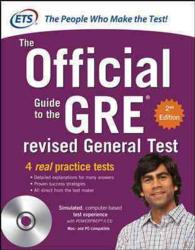 The Official Guide to the GRE : Revised General Test (Official Guide to the Gre) (2 PAP/CDR)