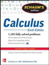Schaum's Outlines Calculus (Schaum's Outlines) (6TH)