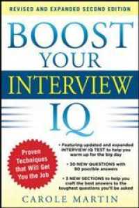 Boost Your Interview IQ (2 REV EXP)