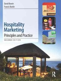 Hospitality Marketing : Principles and Practice (2ND)