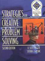 Strategies for Creative Problem Solving (2 PAP/CDR)
