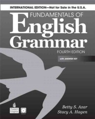 Fundamentals of English Grammar (4e) Student Book with Answer Key