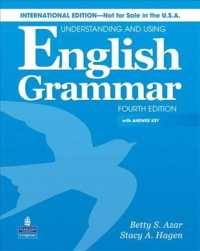 Understanding & Using English Grammar (4th Edition/international): Student Book with CD & Answer Key