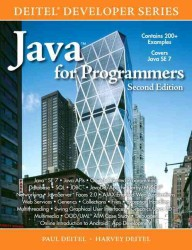 Java for Programmers (Deitel Developer Series) (2ND)