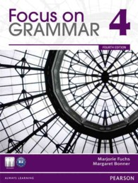 Focus on Grammar 4 (4e) Student Book + Workbook