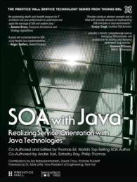 SOA with Java : Realizing Service-Orientation with Java Technologies (The Prentice Hall Service Technology Series from Thomas Erl)