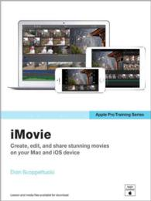 iMovie (Apple Pro Training) (PAP/PSC)