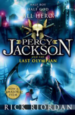 Percy Jackson and the Last Olympian (Percy Jackson) -- Paperback