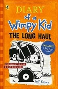 Long Haul ( Diary of a Wimpy Kid 9 )( OME ) (EXPORT)