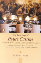 The Last Days of Haute Cuisine (Reissue)