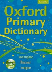 Oxford Primary Dictionary Hardback: 2011
