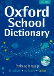 Oxford School Dictionary (Reprint)