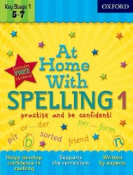 At Home with Spelling 1 -- Paperback