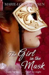 Girl in the Mask -- Paperback