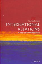 International Relations : A Very Short Introduction (Very Short Introductions)
