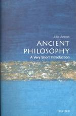 Ancient Philosophy : A Very Short Introduction (Very Short Introductions)