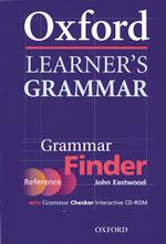 Oxford Learner's Grammar Finder (Reference) and Checker (Cd-rom)
