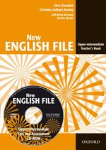 New English File Upper-intermediate Teacher's Book with Test and Assessment Cd-rom