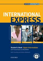 �N���b�N����ƁuInternational Express Interactive Edition Upper-intermediate Student Book with Pocket Book and Multi-rom�v�̏ڍ׏��y�[�W�ֈړ����܂�