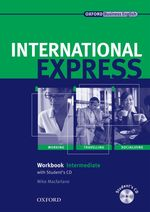 �N���b�N����ƁuInternational Express Interactive Edition Intermediate Workbook with Student CD�v�̏ڍ׏��y�[�W�ֈړ����܂�