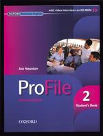 �N���b�N����ƁuProfile Level 2 Student Book with Cd-rom�v�̏ڍ׏��y�[�W�ֈړ����܂�