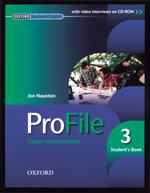 �N���b�N����ƁuProfile Level 3 Student Book with Cd-rom�v�̏ڍ׏��y�[�W�ֈړ����܂�