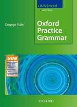 Oxford Practice Grammar Advanced with Key and Practice-boost Cd-rom