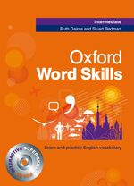 Oxford Word Skills Intermediate Student Book with Cd-rom